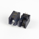 Featured Picture for RJ9, RJ10, RJ22 4P4C Telephone Handset Jack