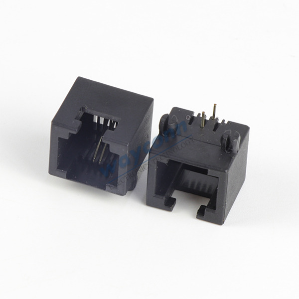 Mini RJ11 6P2C PCB Jack Connector