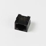 Unshielded Low Profile RJ45 Socket