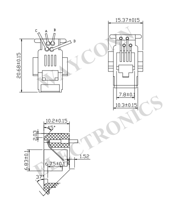 40 Pin Wiring Diagram