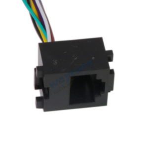 641D 8P Wired Jack