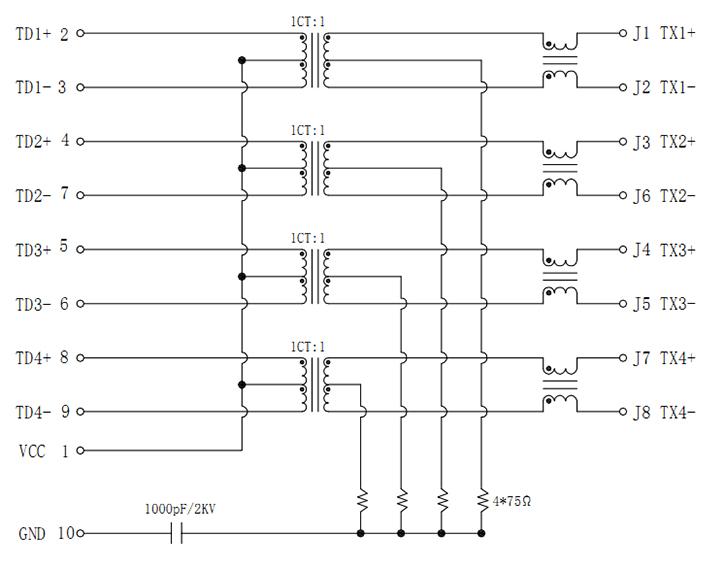 MJT59-G8202110XX 8 Mag Rings Schematics