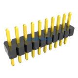 Single Row Straight Thru-Hole 1.27mm Pin Strip Header
