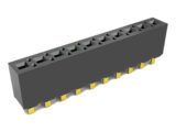 Single Row Thru-Hole 5.08mm Female Header H: 8.9mm