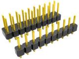 Single & Dual Row Through Hole 5mm Pitch Pin Header