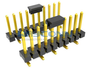 Single Row SMT 5.08mm Pitch Pin Header