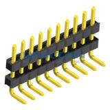 Stack Type 90 Degree 2mm Pin Header