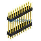 Dual Row Straight Thru-Hole 2mm Pin Header Board Spacer