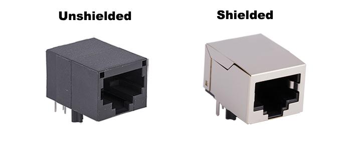 Shielded & Unshielded RJ45